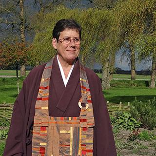 Zen meester Jiun Hogen roshi