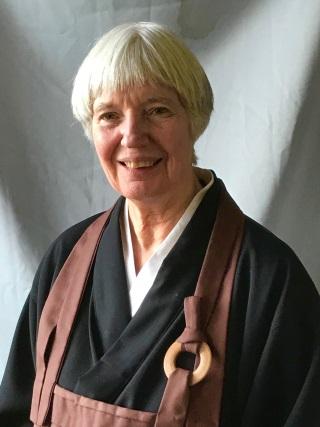 Zen leraar Myoko Sint