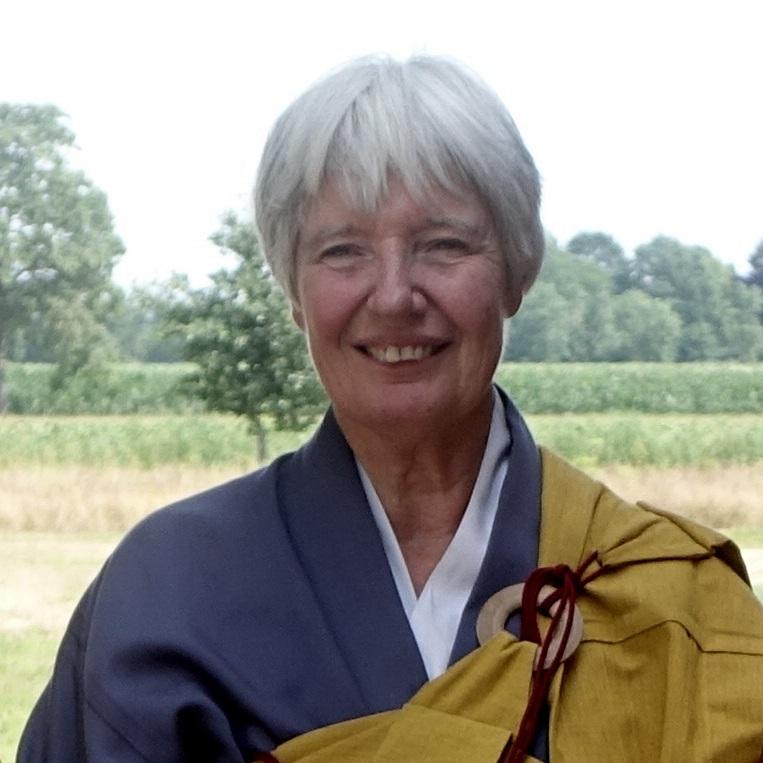 Zen leraar Myoko Suigen osho